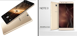 Infinix Hot S VS Infinix Note 3 X601