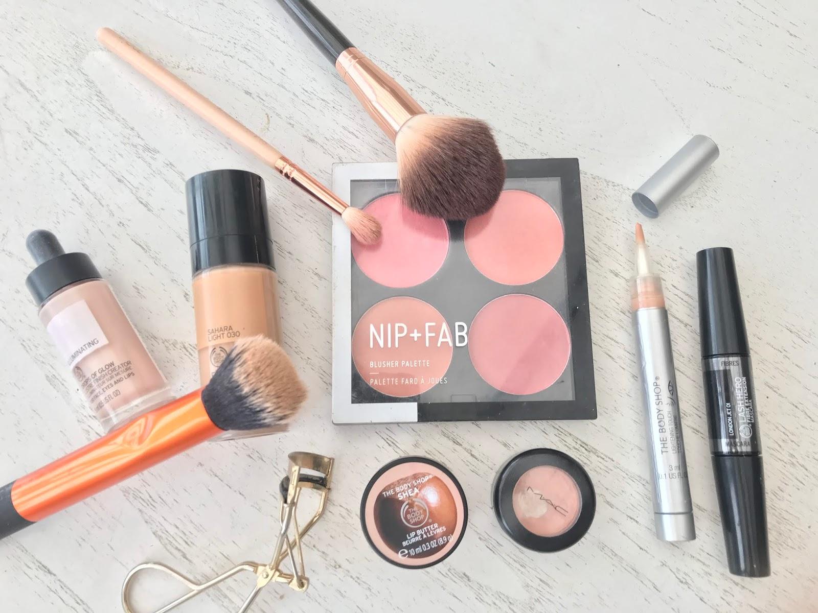 Makeup for a No Makeup Look