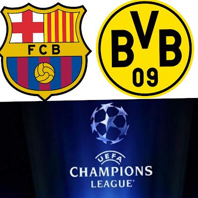 FC Barcelone vs Brussia Dortmund en direct : la Ligue des Champions d'Europe 2019