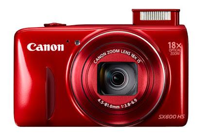 Canon PowerShot SX600 HS Driver Download Windows, Mac
