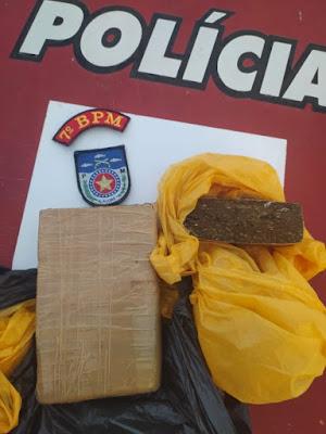 Em Santana do Ipanema/AL, homens são presos por tráfico de drogas