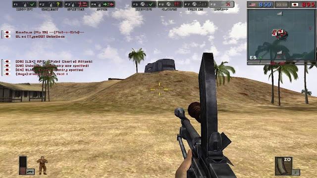 تحميل لعبة باتل فيلد Battlefield 1942
