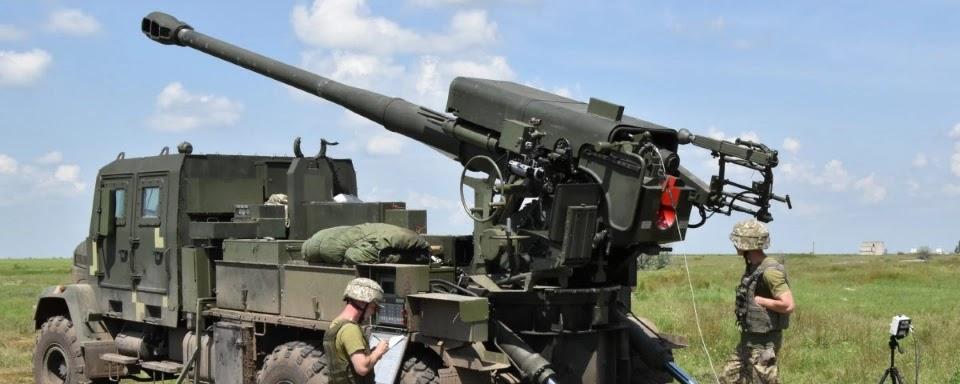 Укроборонпром посилює вражаючу дію 155-мм снарядів