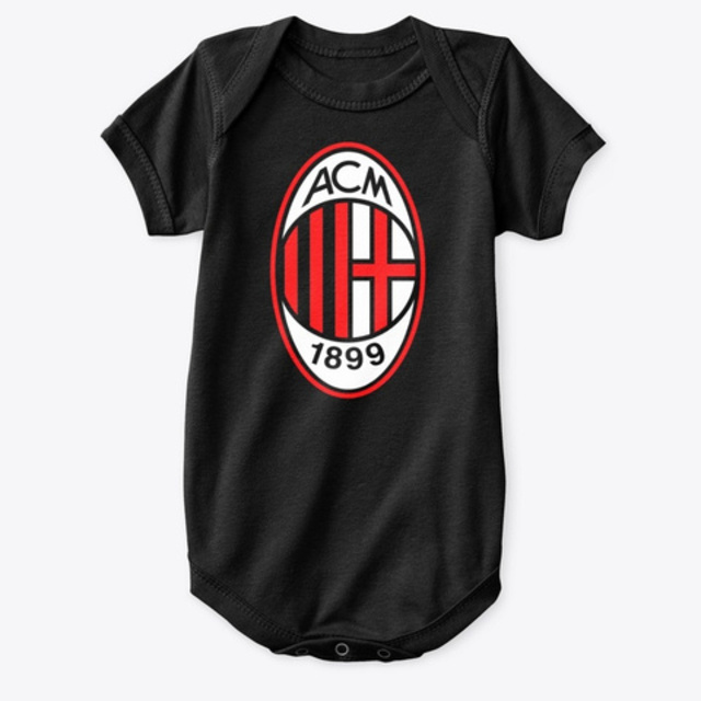 AC Milan Baby Onesie
