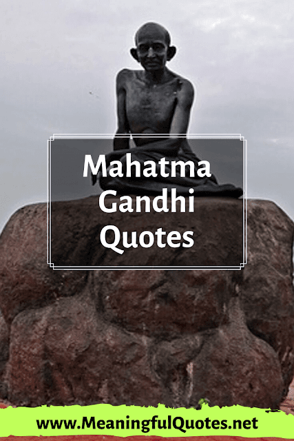 Mahatma Gandhi Image for Pinterest