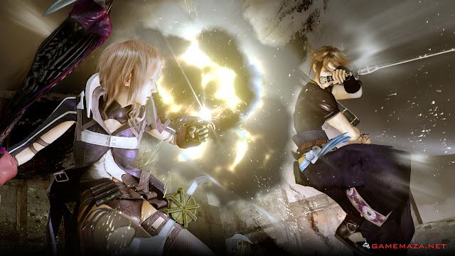 Lightning Returns Final Fantasy XIII Gameplay Screenshot 3