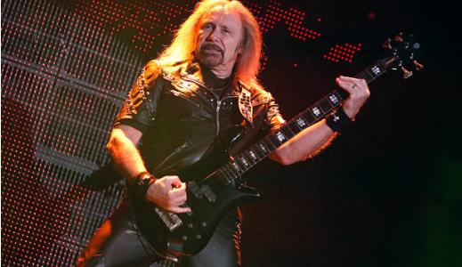 Ian Hill aclara por qué Judas Priest no llamó a K.K. Downing para reemplazar a Glenn Tipton