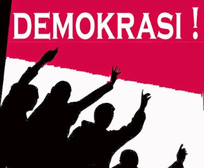 Makalah pendidikan kewarganegaraan tentang demokrasi