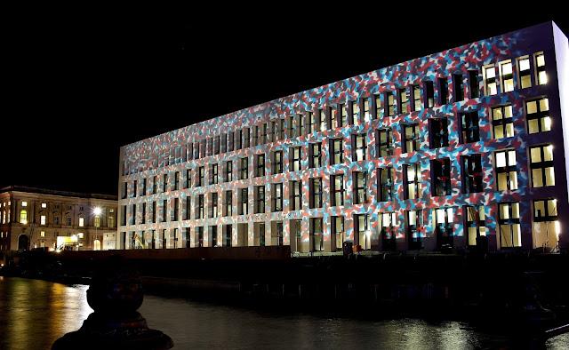 Humboldt-Forum  Stadtschloss Berlin Leuchtet 2017