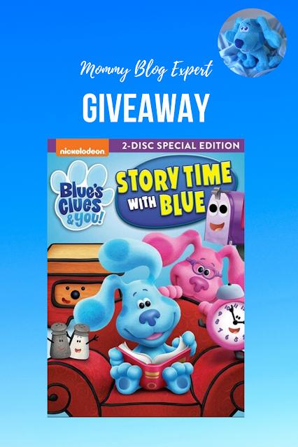 Blues Clues Giveaway
