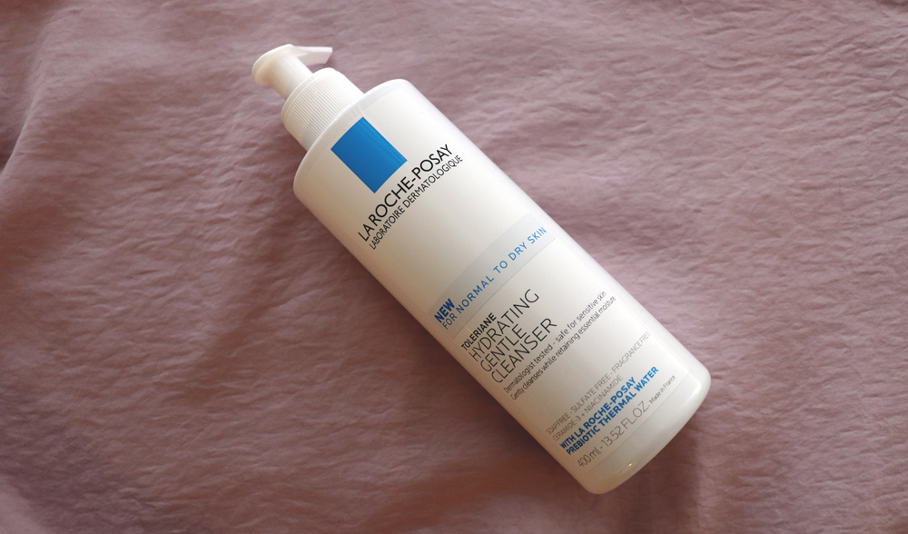 La Roche-Posay Toleriane Hydrating Gentle Cleanser Review :: The Acne Experiment