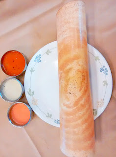 Masala dosa Indian recipes