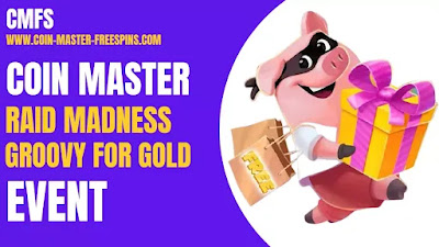 Raid Madness Groovy For Gold Event