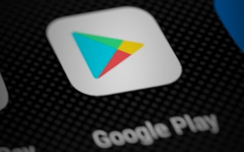 The Google Play app icon