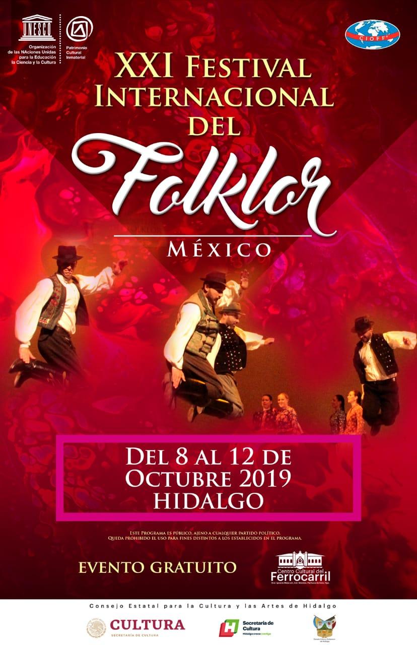 """Συμμετοχή της """"Ακαδημίας Έρευνας Παραδοσιακών Χορών Ελασσόνας"""" σε Διεθνές Φεστιβάλ Παραδοσιακών χορών στο ΜΕΞΙΚΟ"""