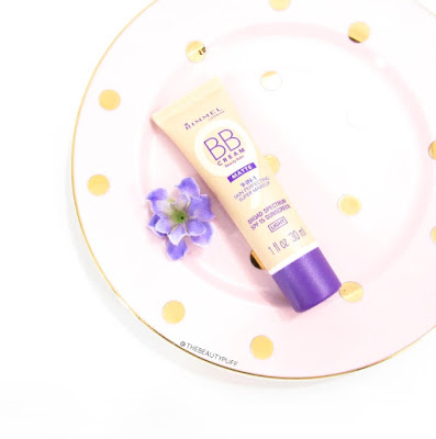 rimmel matte bb cream - the beauty puff