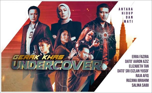 Drama Gerak Khas Undercover (TV3)