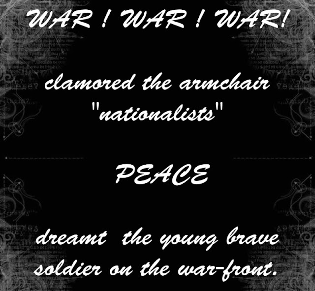 war, Peace, Uri, kashmir, pakistan, India, #Blog, #Blog, #Blogging, microfiction, microblog, #Amreading, #Amwriting, army, Flash Fiction, #Fiction, nanotale, instablogger, Instagram, instawrite, twitter,