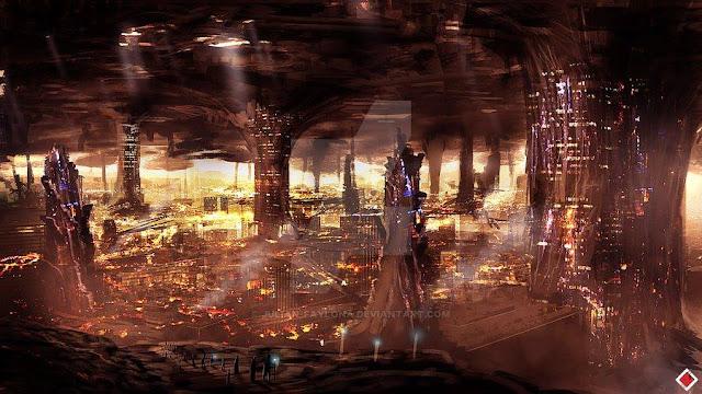 """Η """"Κιβωτός του Νώε""""  και η Κρυφή Αυτοκρατορία"""