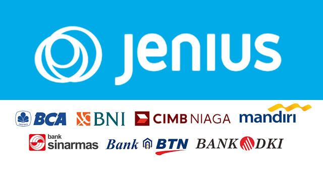 Cara Transfer Uang Antar Bank Gratis Lewat Aplikasi Jenius 2021