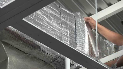 Air Duct Insulations