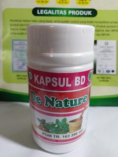 OBAT KAPSUL BD DE NATURE