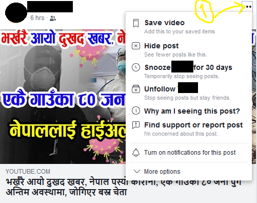 How to Report False News in Facebook