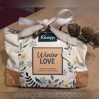 Festlich verpackt - Kneipp Winter Love
