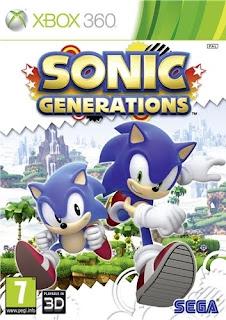 Sonic Generations (Xbox 360) 2011