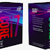 Intel vừa chính thức giới thiệu thế hệ thứ 8 của bộ vi xử lý Core i