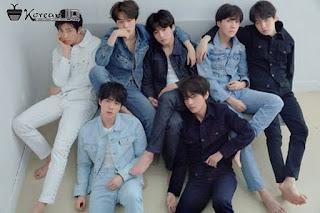 Foto Group BTS Terbaru