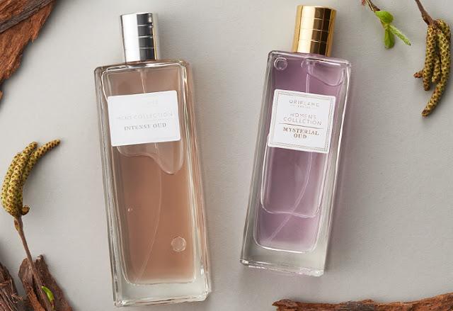 Новые парные ароматы Oriflame 2018
