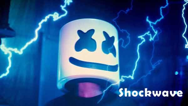 marshmello shockwave