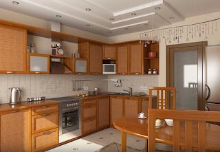 ديكور مطبخ صغير