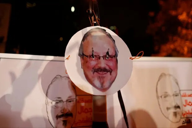 Kata-kata Terakhir Khashoggi: Copot Tas Plastik dari Kepalaku!