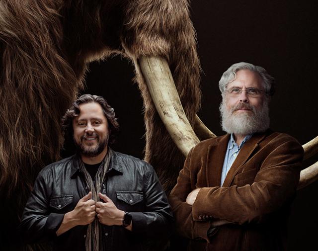 Los multimillonarios apuestan a lo grande: proyectan revivir a los mamuts lanudos para combatir el cambio climático