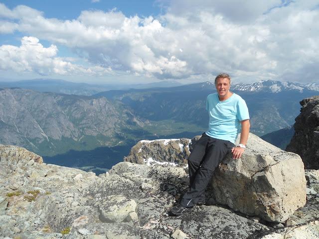 Radioreise Podcast in British Columbia