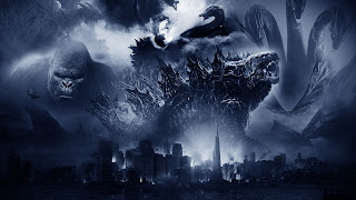 Películas sobre monstruos gigantes - Films Kaiju