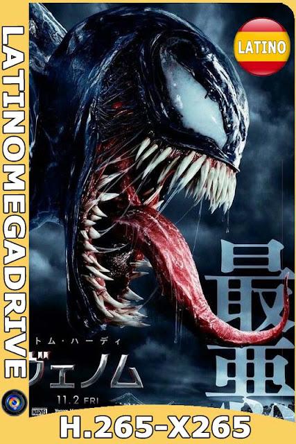 Venom (2018) BDRIP Latino [x265] HEVC HD [1080P] [GoogleDrive] [Mega] DizonHD