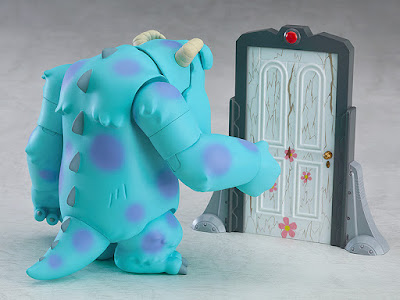 "Nendoroid Sully Standard y DX Ver. de ""Monsters, Inc."" - Good Smile Company"