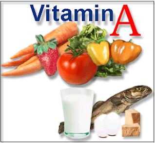 Manfaat Vitamin A Untuk Kesehatan