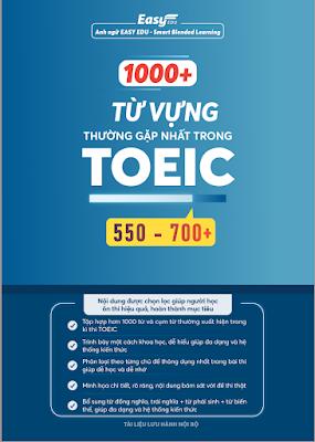 1000+ Từ Vựng Thường Gặp Nhất Trong TOEIC