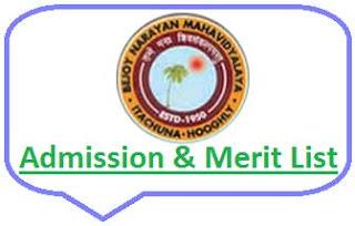 BNMV Merit List