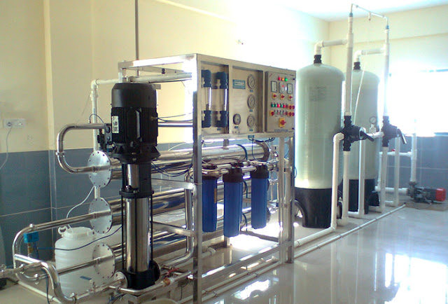 filter air industri reverse osmosis