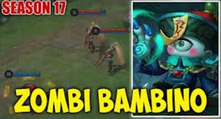 Zombie Bambino Mobile Legends