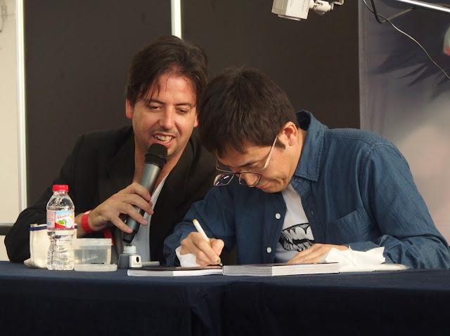 Masterclass de Junji Ito en el XXII Salón del Manga