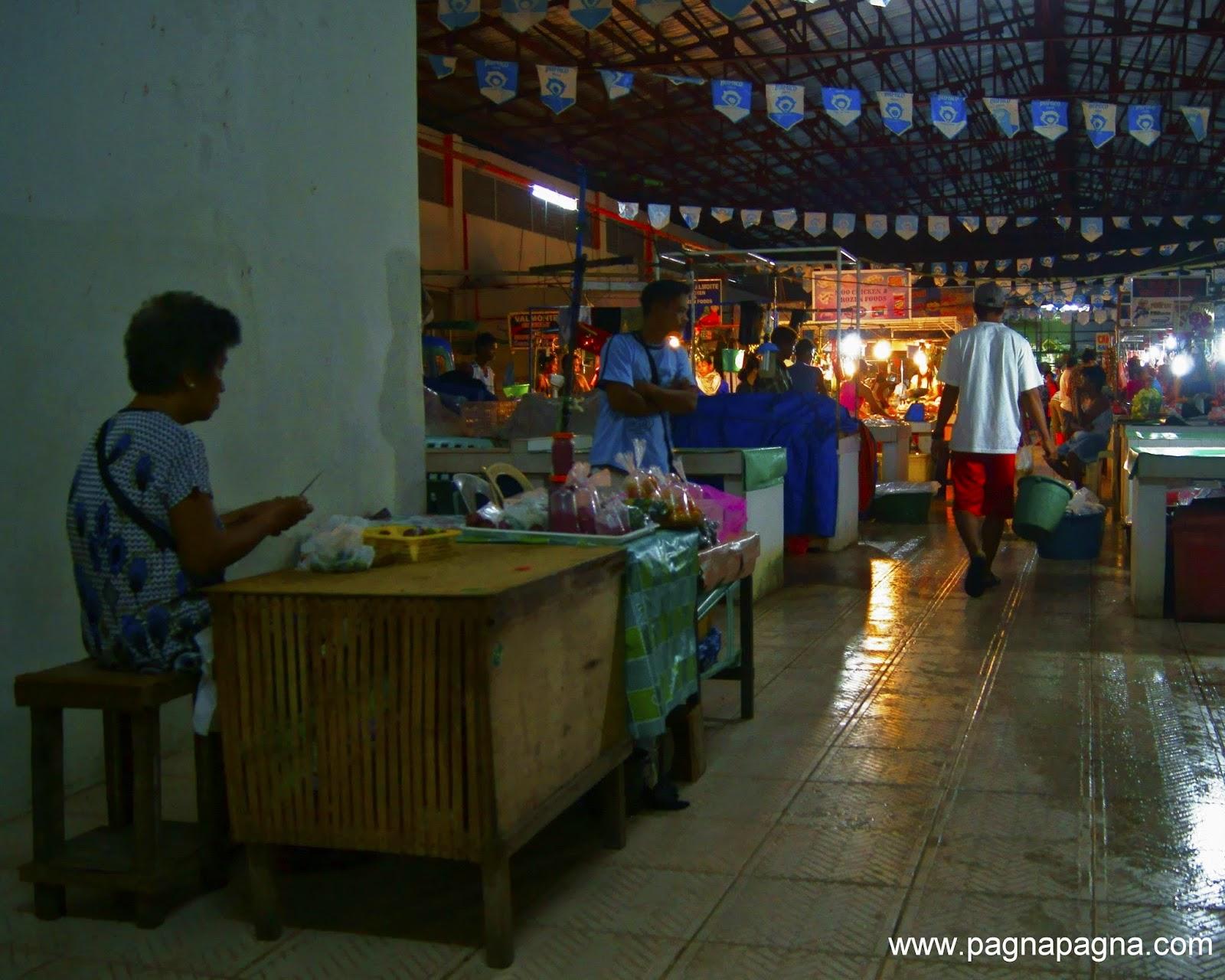 Pagnapagna Market Walk 2 Bacnotan Public Market