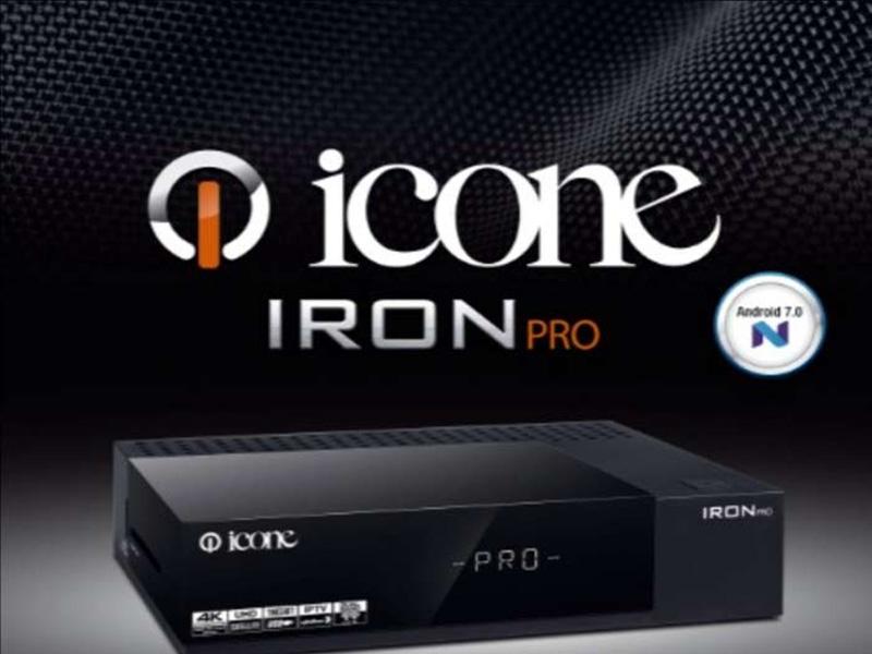 تعرف على الجهاز الرائع الجديد ICONE IRON PRO