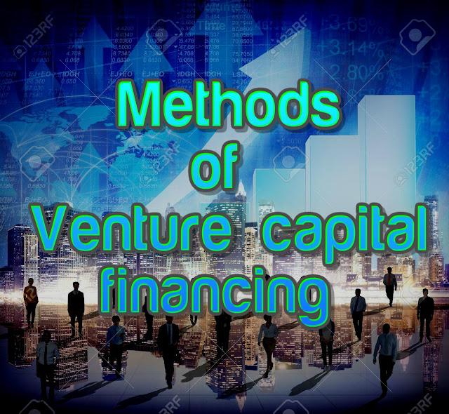 Methods of Venture capital financing  Equity Participating debentures conditional loan