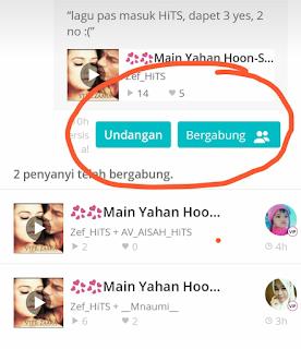 Cara join OC Smule Yang Sudah Expired atau Kadaluarsa